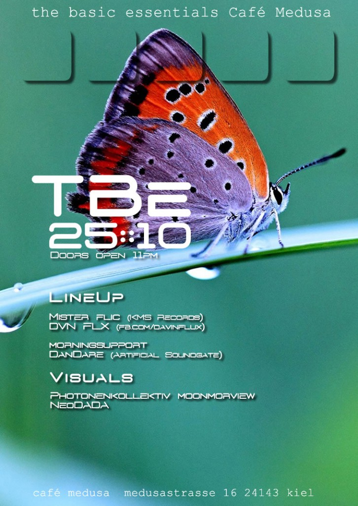 TBe two – the basic essentials