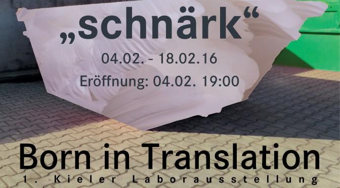 Schlecker_15-10-29_Born in Translation_schnärk