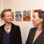 Barbara Kirsch und Steffi Kohr