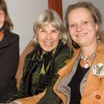 Katharina, Carmen und Steffi