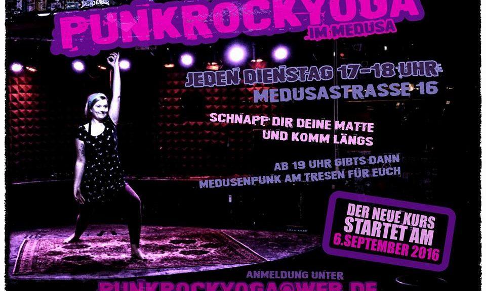 Punkrockyoga