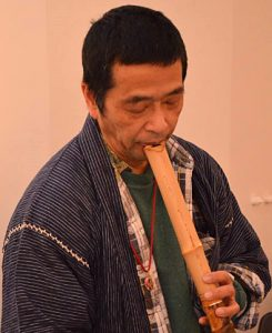 Jannes Tashiro - Shakuhachi