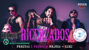 Ricercados (IT), Hondo, Wyld Paradise
