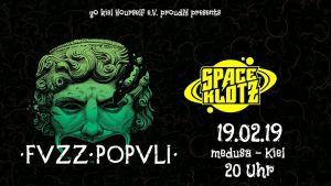 Fvzz Popvli + Spaceklotz