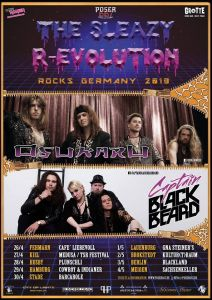 The Sleazy R-Evolution rocks Kiel III