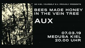 Bees Made Honey In The Vein Tree + Aux