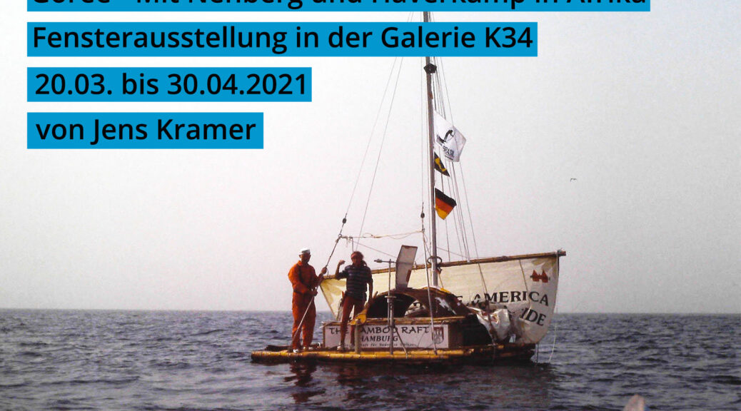 Ausstellung Jens Kramer, Nehberg Haverkamp