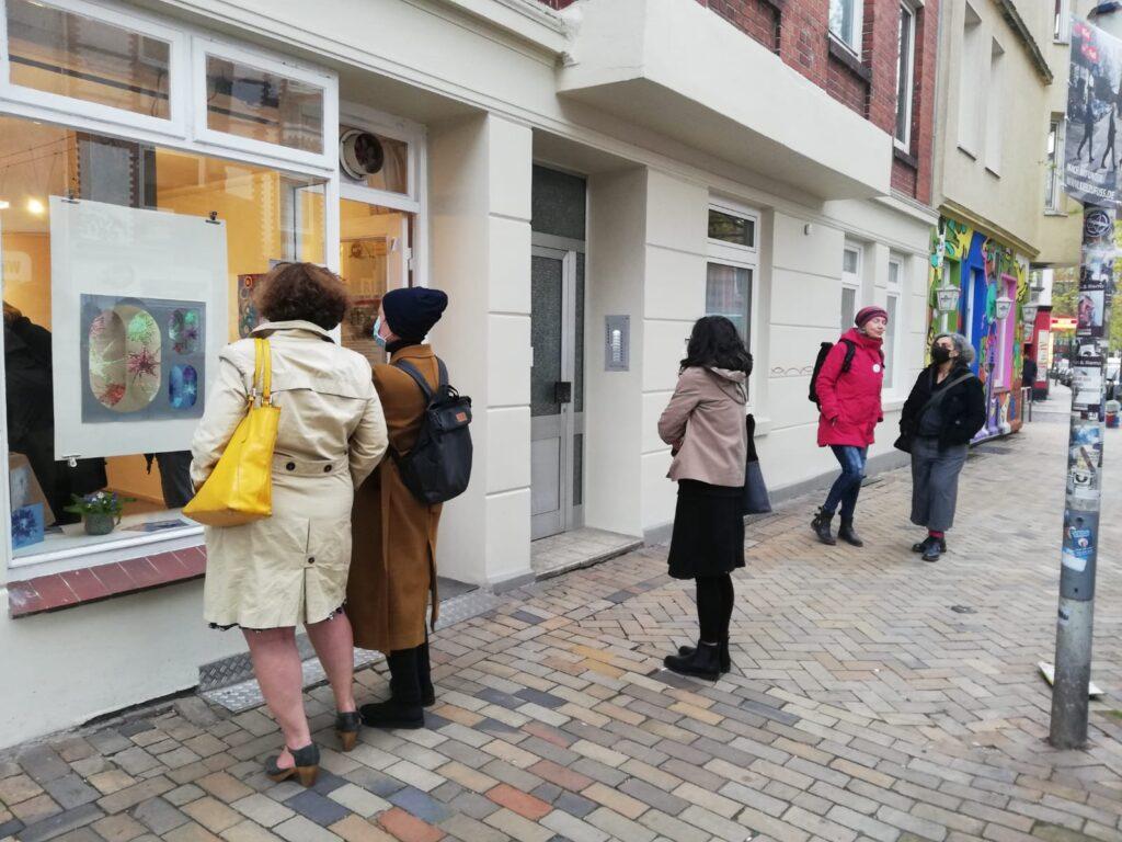 Ausstellung K34 Galerie 5.21