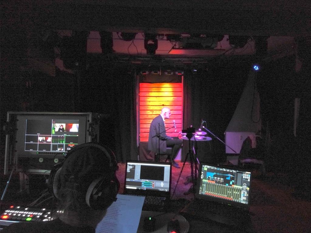 Kurzfilmabend mit Jens Kramer
